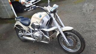 2002 BMW R1200 Motorcycle Photo
