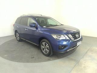 2018 Nissan Pathfinder ST 3.5P/CVT 5D Station Wagon Photo