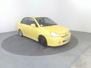 2003 Suzuki Liana GLXS2 1.6 4DR 5D Sedan Photo