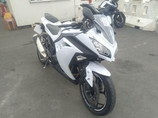 2013 Kawasaki ex 300a Motorcycle Photo