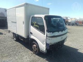 2005 Toyota Toyoace Truck *** Auckland *** GVM 4,925kg Photo