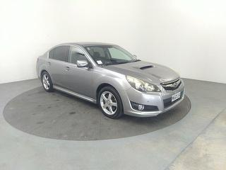 2010 Subaru Legacy 2.5GT-AWD 4D Sedan Photo