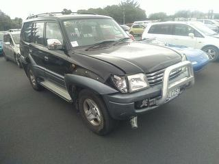 2002 Toyota Land Cruiser Prado 3.4PV64WD VX WGN5 4 Station Wagon Photo