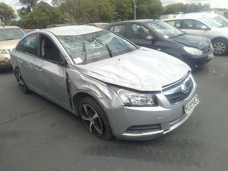 2009 Holden Cruze CD Diesel Auto Sedan Photo