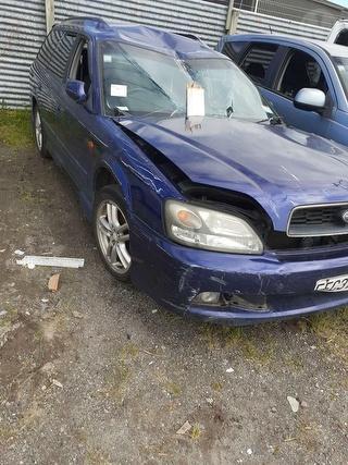 2001 Subaru Legacy Station Wagon Photo