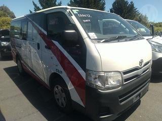 2011 Toyota Hiace Regius ACE Van Photo