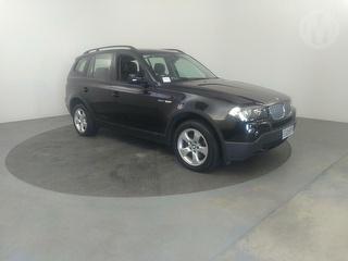 2008 BMW X3 3.0D X3 3.0D SAV A E83 5D Touring Photo