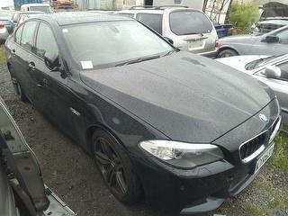 2012 BMW 535i Sedan Photo