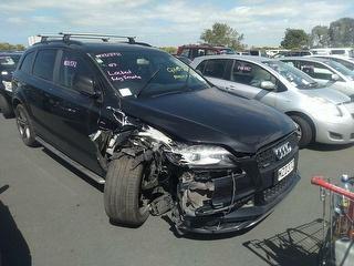 2012 Audi Q7 Station Wagon Photo