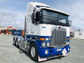 2010 Kenworth K 108 Tractor Unit Tractor Unit *** Athy Plc *** Selling Registered *** GCM 85,000kg Photo