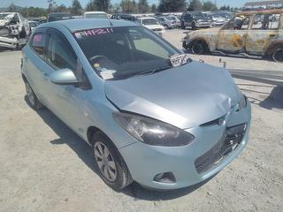 2011 Mazda Demio Hatch Photo