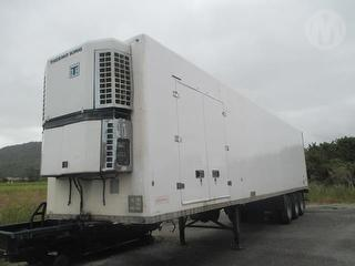 1977 Fairfax DF3W Refrigerated Trailer *** Greymouth *** Photo
