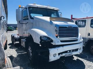 2007 Freightliner Columbia 112 TRA Tractor Unit *** Auckland *** GVM 24,460kg Photo