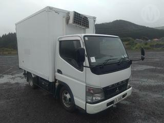 2009 Mitsubishi Fuso Truck *** Wellington *** Selling Registered *** GVM 4,215kg Photo