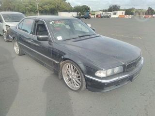 1996 BMW 750i L V12 Sedan Photo