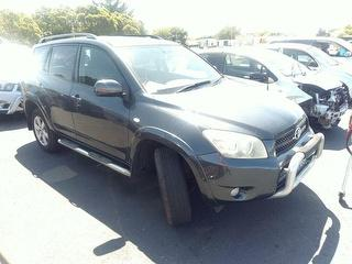 2006 Toyota RAV4 2.4 4WD Ltd Wagon 4 Station Wagon Photo