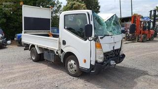 2013 Nissan Atlas Service Truck *** Kaikohe *** Photo