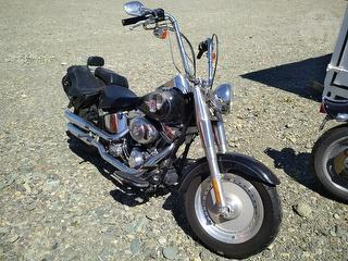 2006 Harley Davidson Softail 06 Injected Fatboy Motorcycle Photo
