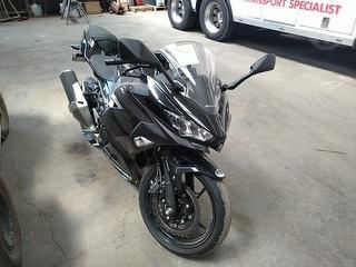 2019 Kawasaki ex 400g L Motorcycle Photo