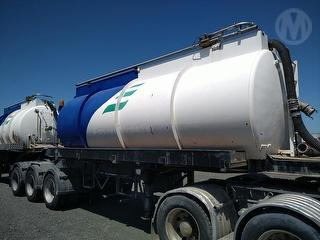 1998 Hamelex 3AS160 Tanker (GP) *** Athy Plc *** Selling Registered *** Photo