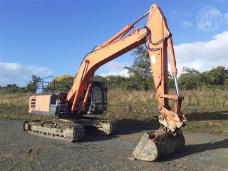 2012 Hitachi ZX240LC-5G (MMECCA) Excavator *** Auckland (Offsite) *** Photo