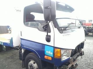 2012 Hyundai HD75 Transporter Tilt & Slide Tray *** Athy Place Auckland *** GVM 7,500kg Photo