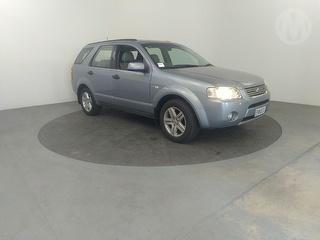 2008 Ford Territory SY Ghia AW 5D Station Wagon Photo