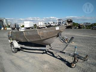 2012 Trailer Boat Trailer (Boat) Boat+trail *** Athy Plc *** Photo