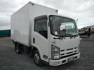 2010 Isuzu ELF Box Body Truck *** Athy Place Auckland *** GCM 6,500kg Photo