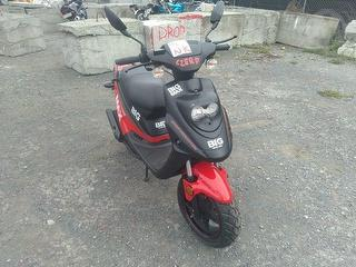 2021 Znen BIG Max 50 Scooter Photo