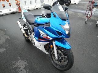 2009 Suzuki GSX650F Motorcycle Photo