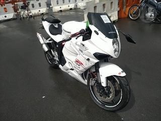 2013 Hyosung GT250 RN Motorcycle Photo