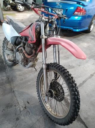 2008 Honda CRF 230 Motorcycle Photo