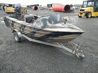 1990 Trailer Domestic Trailer (Boat) Boat on tr *** Athy Plc *** Photo