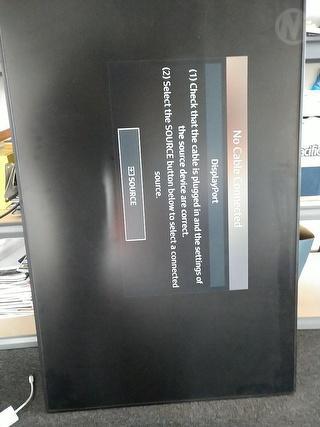 2019 Samsung PM55H Computer Equipment Monito *** Athy Plc *** Photo