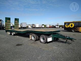 2017 M.t.e. 4A Ftll Pull Trailer Pull Transpo *** Athy Plc *** Selling Registered *** Photo