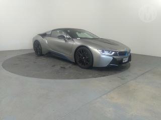 2018 BMW I8 2D Convertible Photo