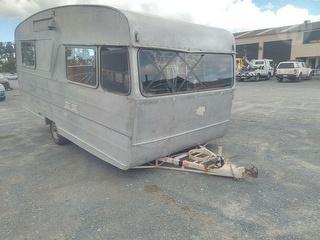 1976 Liteweight Chevron Caravan caravan *** Hamilton *** Photo