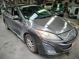 2009 Mazda Axela 5D Hatch Photo