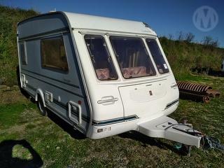 1996 Caravan Compass Connoisser Caravan Caravan *** Nelson *** Photo