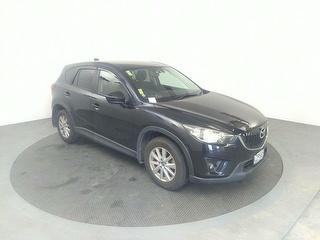 2012 Mazda CX-5 5D Station Wagon Photo