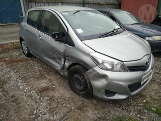 2014 Toyota Yaris YR 1.3P HATCH5 4A Hatch Photo