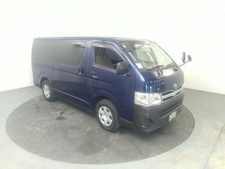 2013 Toyota Hiace 5D Van Photo