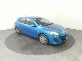 2010 Mazda MAZDA3 Sporthatch GLX 2.0 5D Hatch Photo