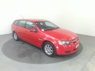 2009 Holden Commodore Sportwgn Omega AT 5D Station Wagon Photo