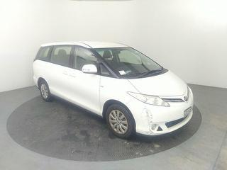 2012 Toyota Previa 2.4P Wagon 4A 5D Station Wagon Photo