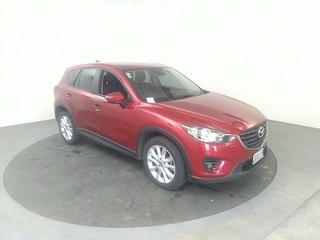 2016 Mazda CX-5 GSX DSL 2.2D/4WD/6A 5D Station Wagon Photo