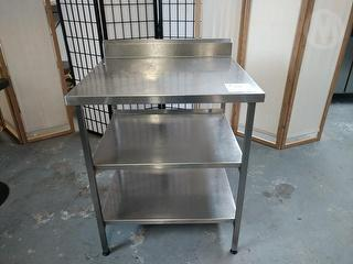 Factory Made (MBLSLA) Catering Stainless Steel *** Manukau *** Photo