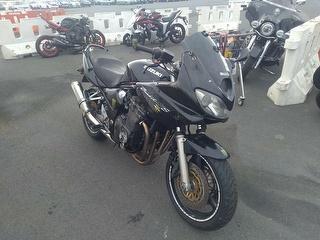 2003 Suzuki GSF1200S K2 Motorcycle Photo