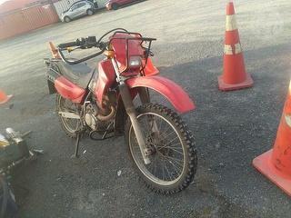 2016 Honda CTX 200 Motorcycle Photo